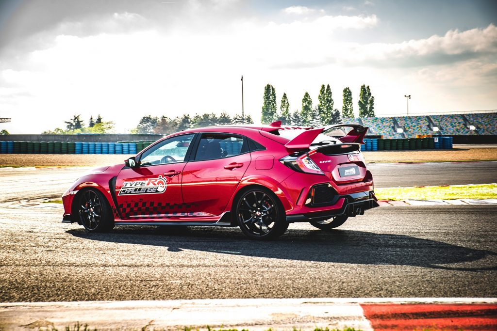 130454 Type R Challenge 2018 Is Go Honda Sets New Lap Record At Magny Cours GP 1024x683