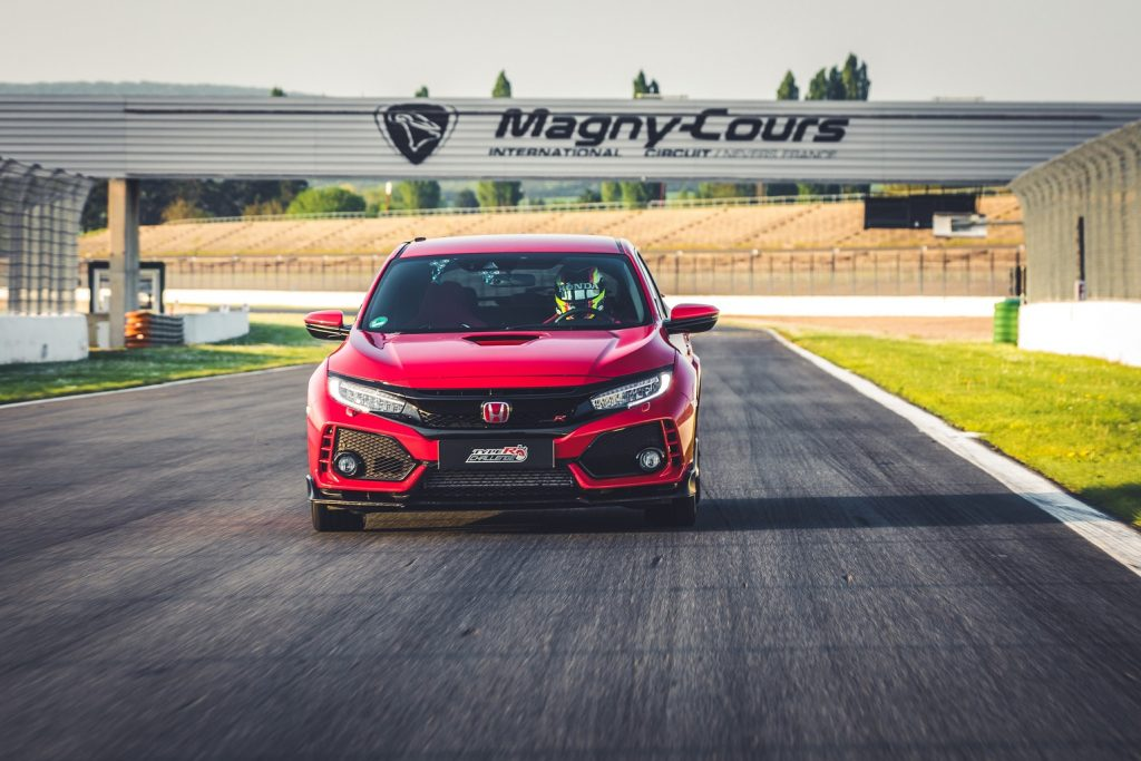 130455 Type R Challenge 2018 Is Go Honda Sets New Lap Record At Magny Cours GP 1024x683