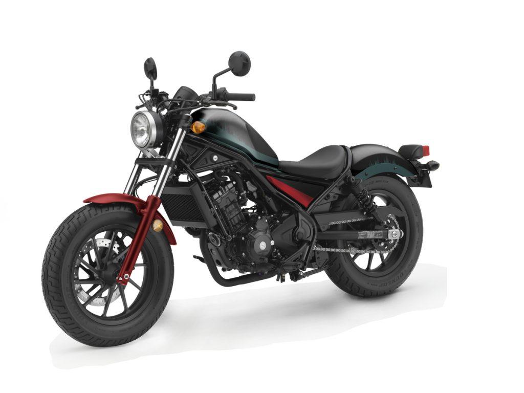 18 Honda Rebel 300 34 View 1024x768
