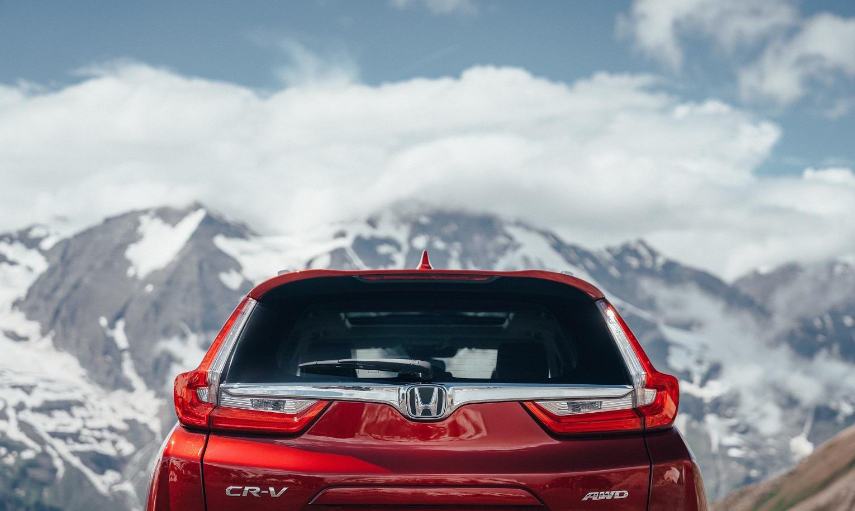 134672 2018 Honda CR V VTEC TURBO Petrol