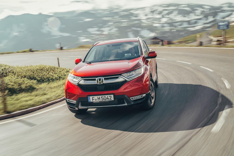 134726 2018 Honda CR V VTEC TURBO Petrol