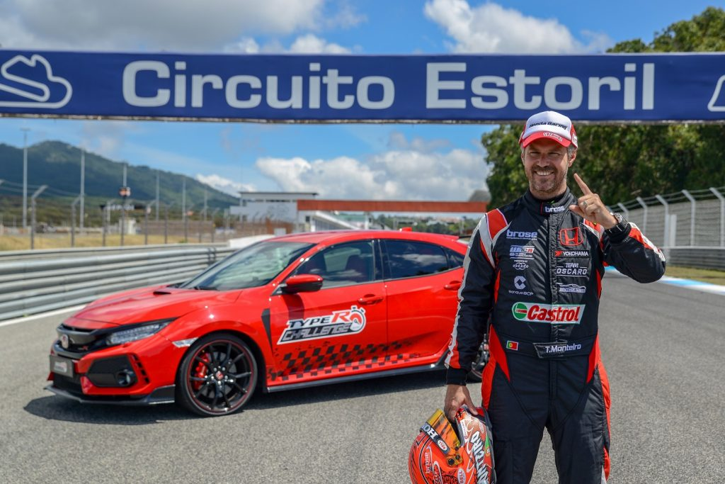 135771 Honda Civic Type R Sets New Lap Record At Estoril Circuit In Portugal 1024x683