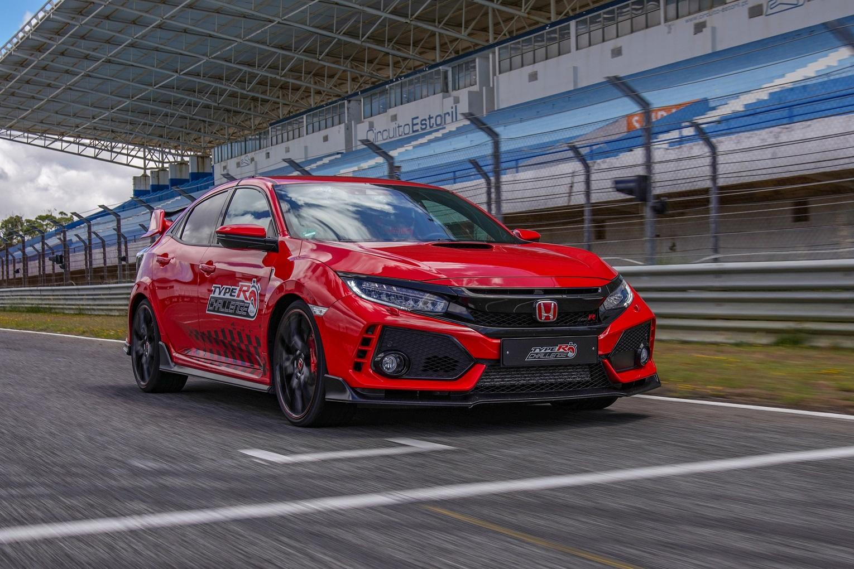 135772 Honda Civic Type R Sets New Lap Record At Estoril Circuit In Portugal