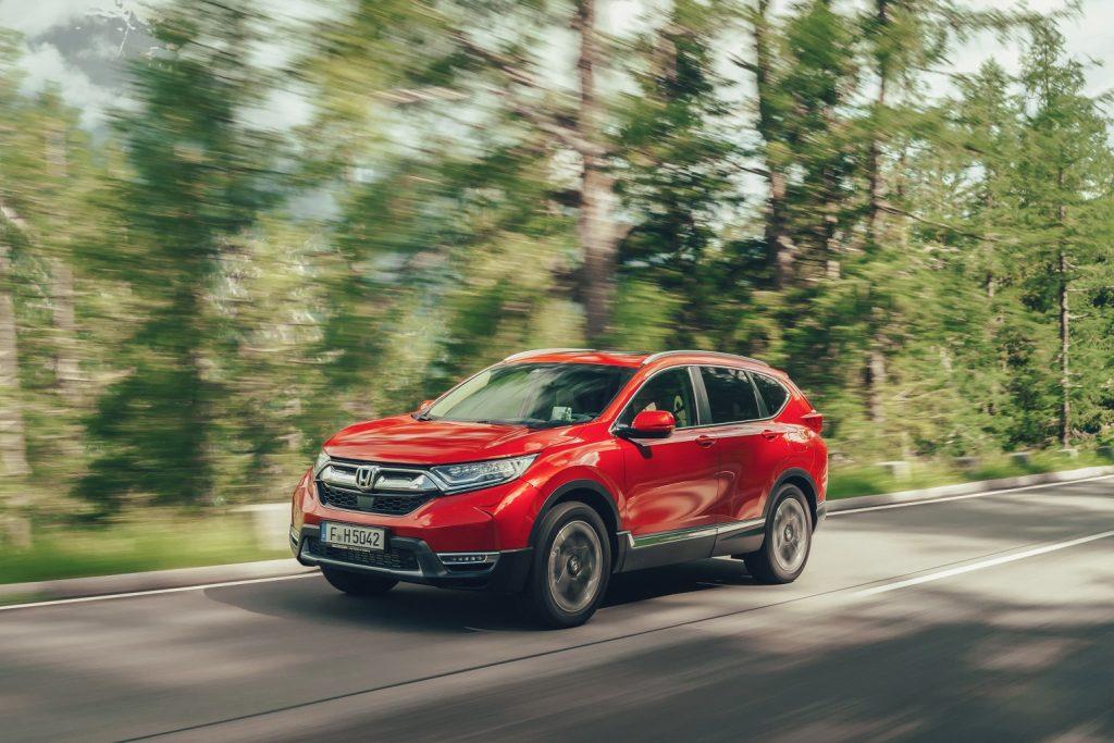 134665 2018 Honda CR V VTEC TURBO Petrol 1024x683