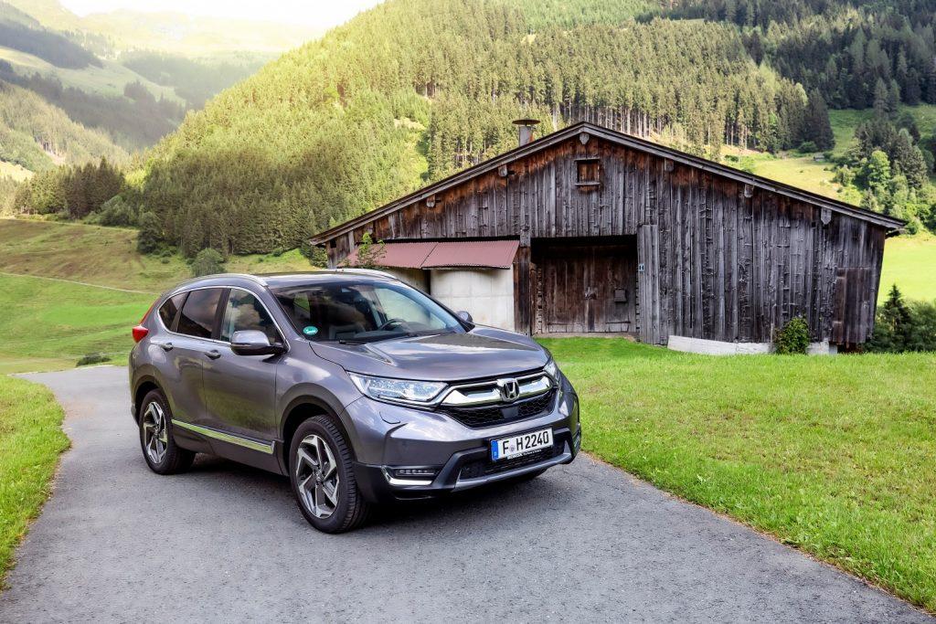 135763 2018 Honda CR V VTEC TURBO Petrol 1024x683