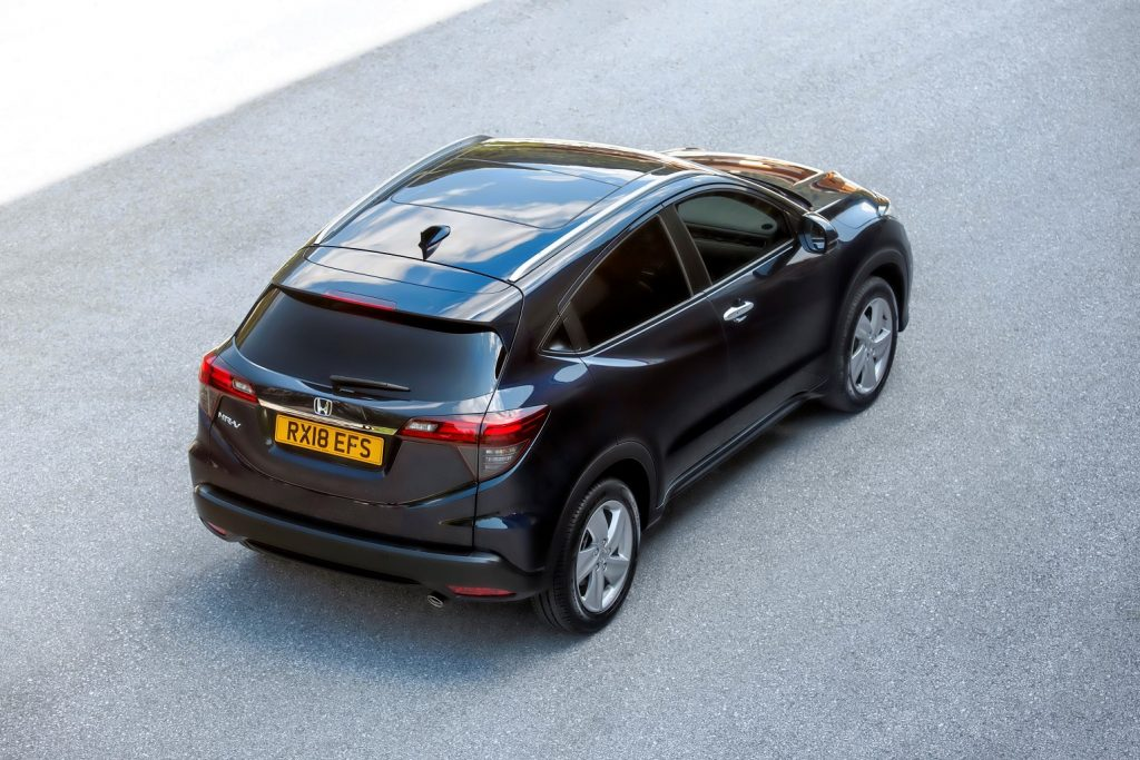 138973 Honda Reveals Most Sophisticated HR V Ever With Refreshed Styling And 1024x683
