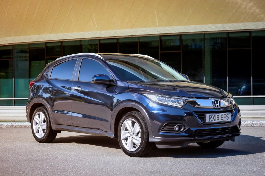 138979 Honda Reveals Most Sophisticated HR V Ever With Refreshed Styling And 1024x683