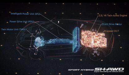 99337 2017 Honda NSX   Powertrains 415x242