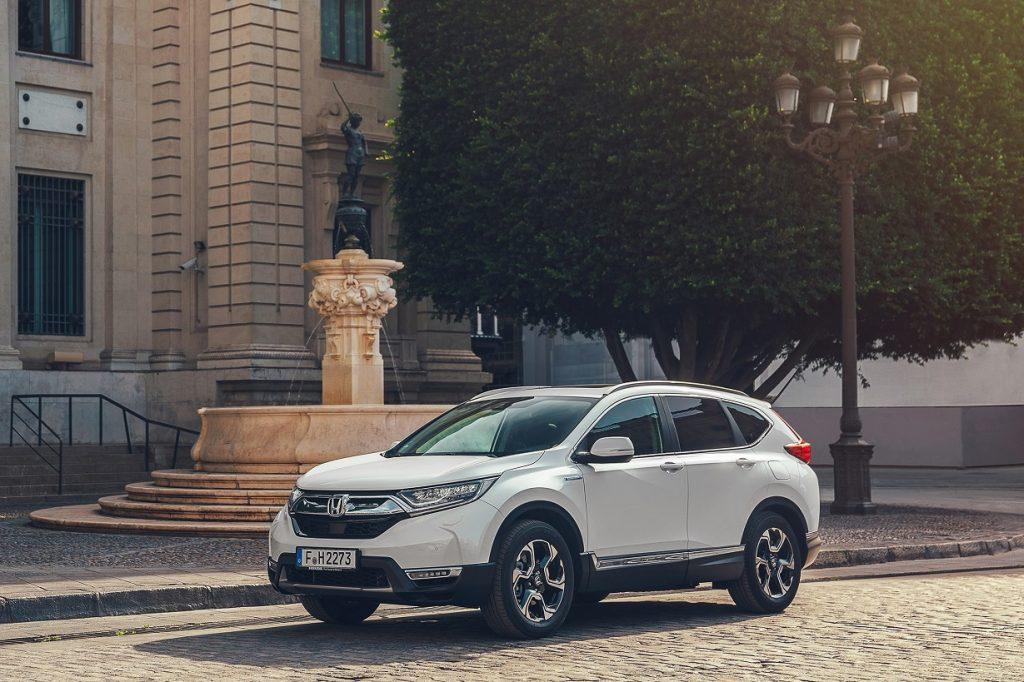 Honda CR-V Hybrid 2019 | Royal Motor | hondanet.hu