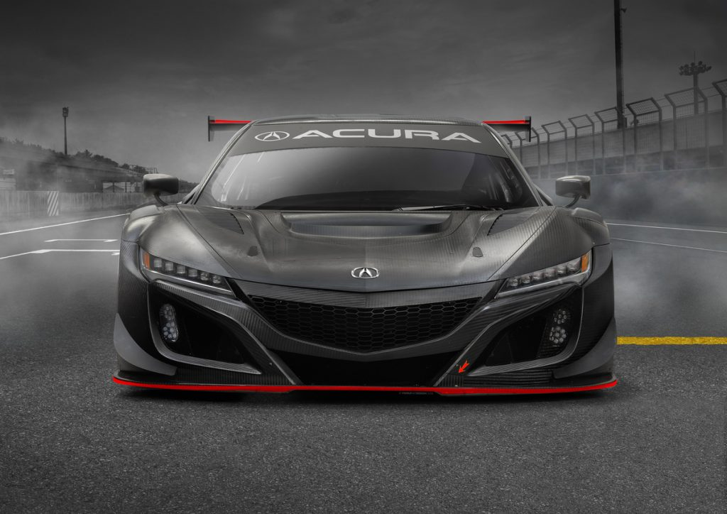 ACURA NSX GT3 FRONT 1 1024x724