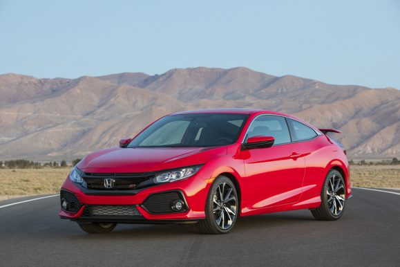 2019 Civic Si Coupe 579x386
