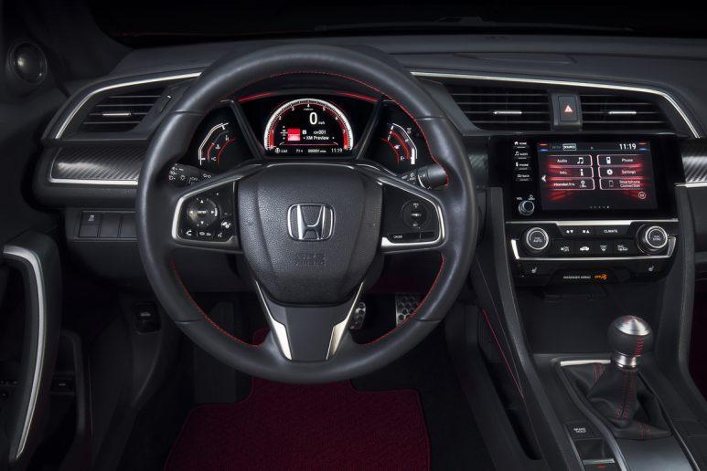 2019 Honda Civic Si 773x516