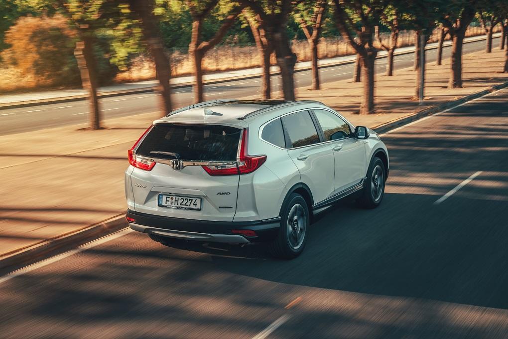 159149 2019 Honda CR V Hybrid