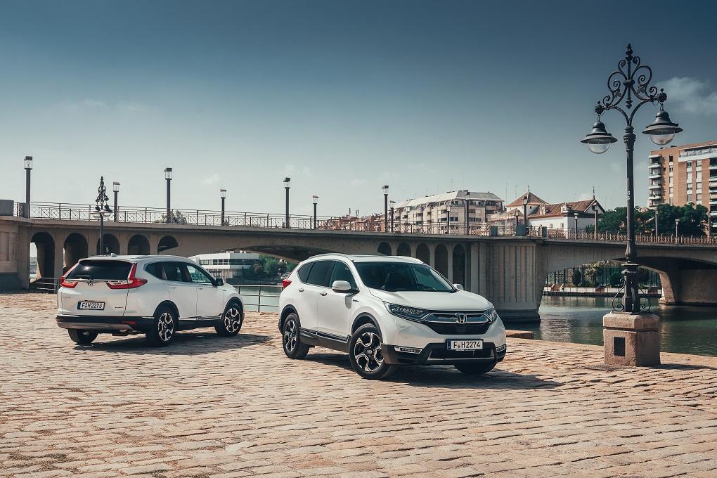 159155 2019 Honda CR V Hybrid