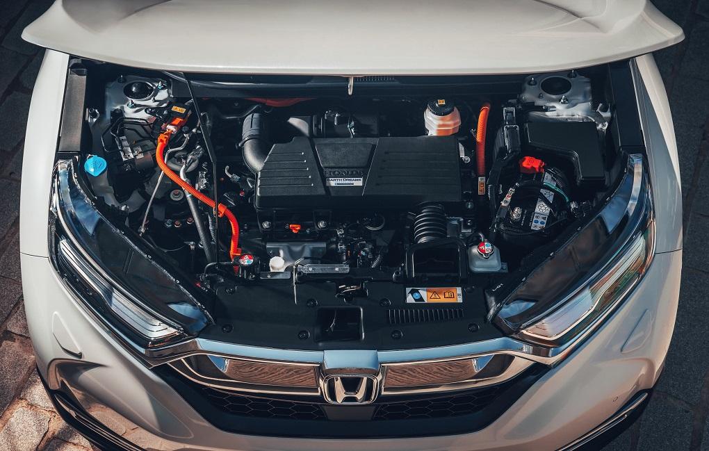 159165 2019 Honda CR V Hybrid