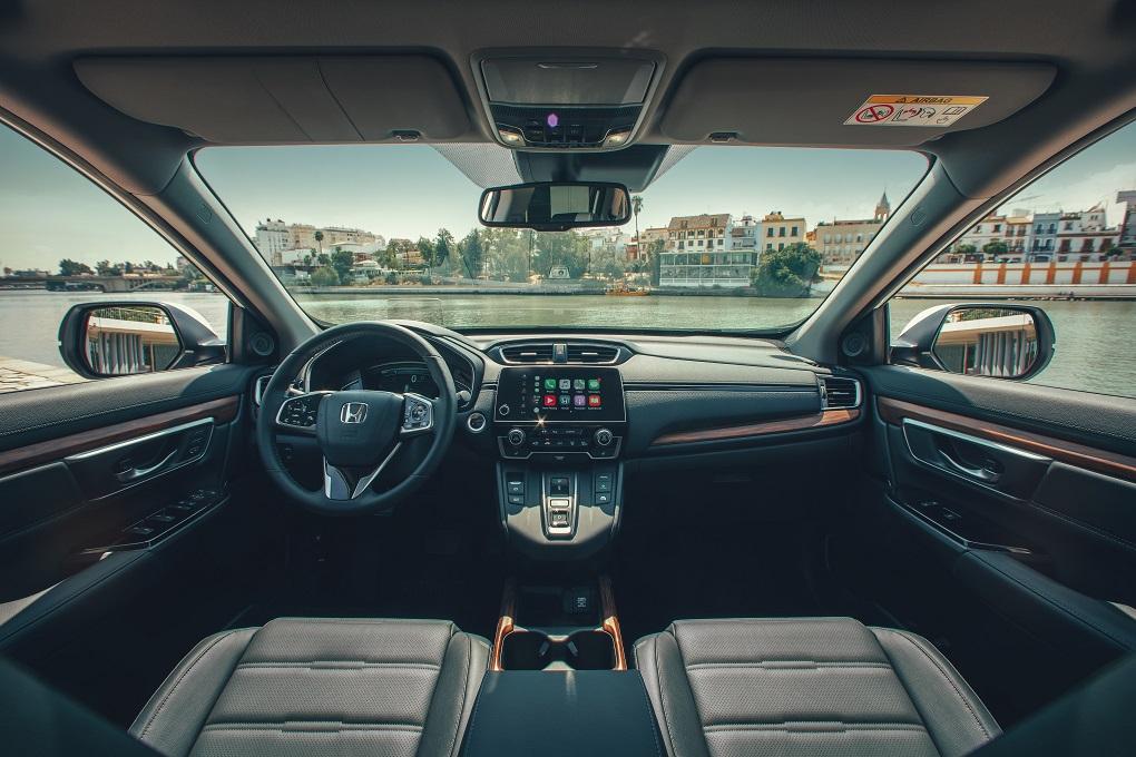 159167 2019 Honda CR V Hybrid