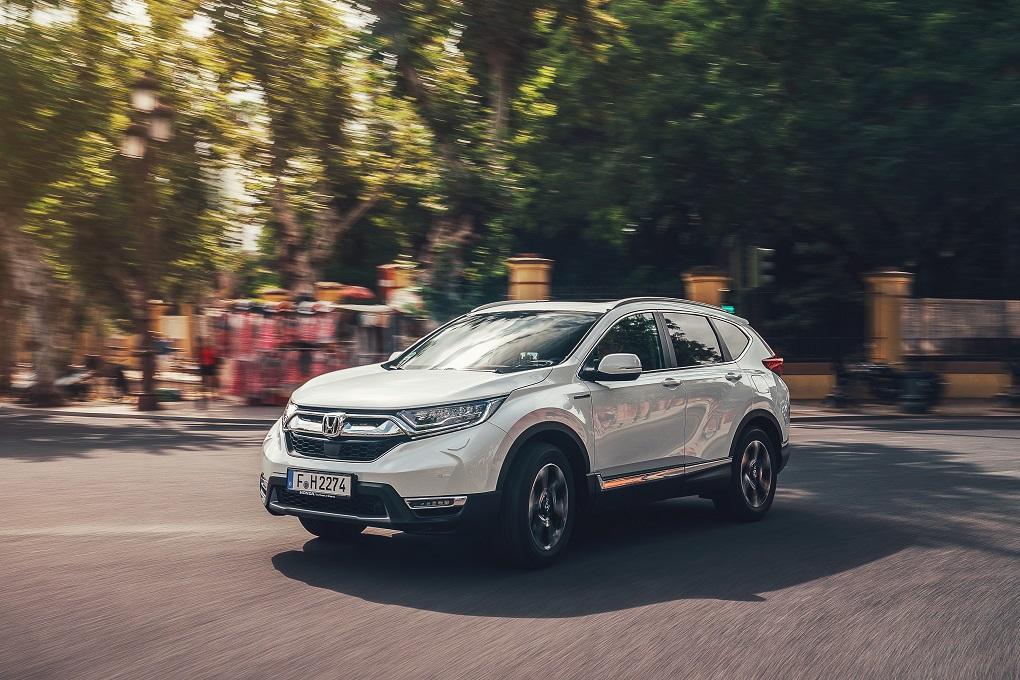 159173 2019 Honda CR V Hybrid