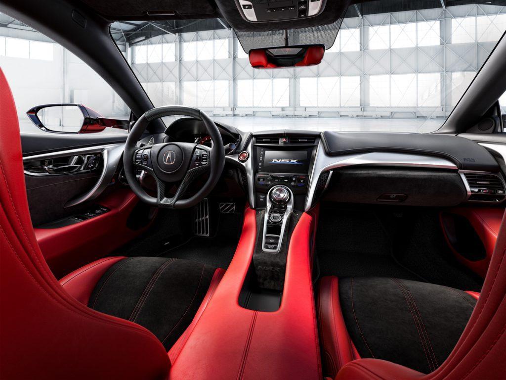 2019 Acura NSX 19 1024x768