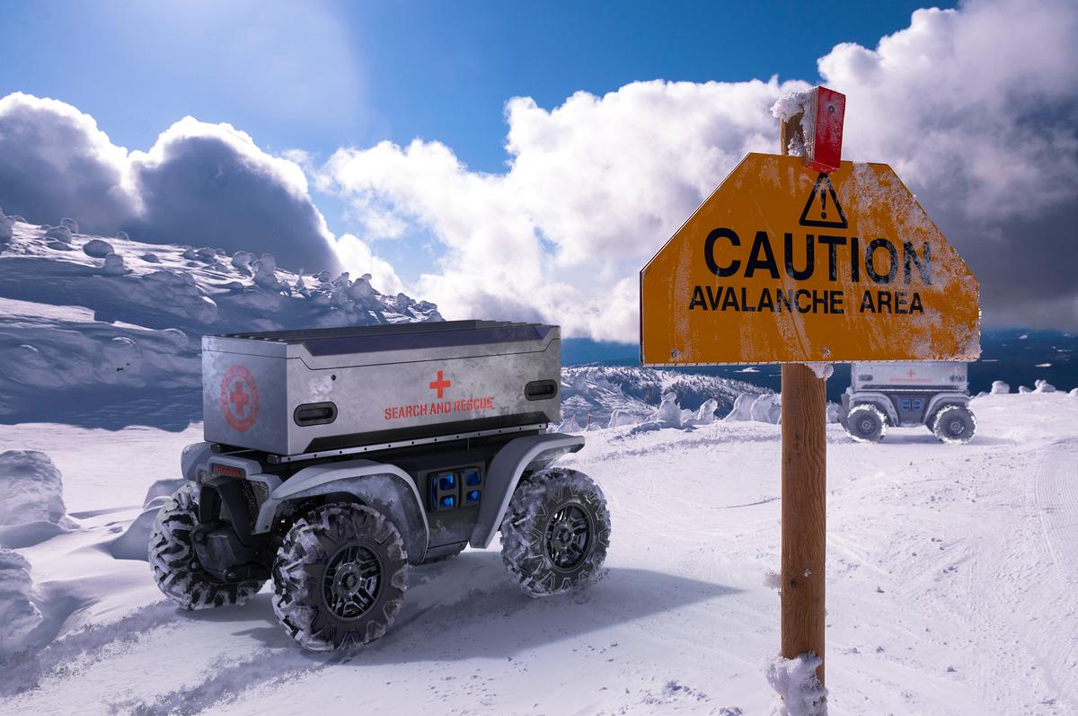 ATV KS Search And Rescue