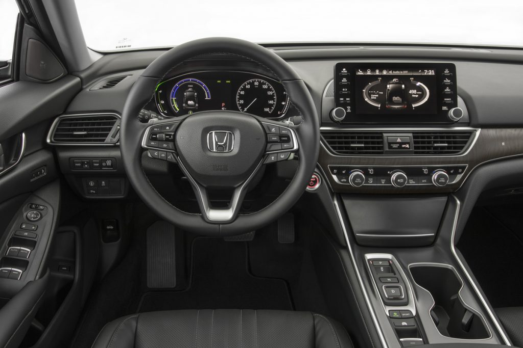 2018 Honda Accord Hybrid  020 1024x683