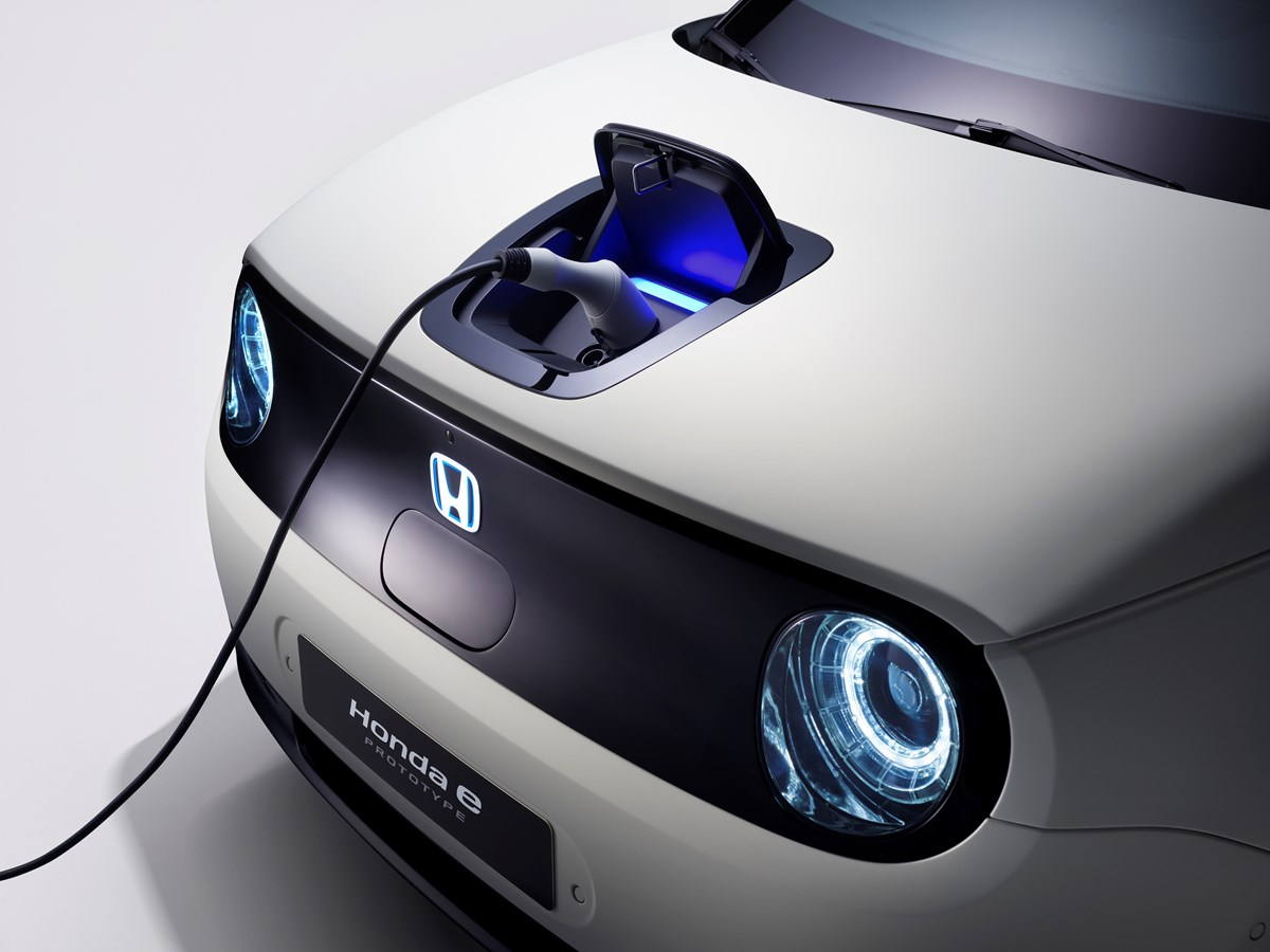 162373 Honda E Prototype At Geneva International Motorshow