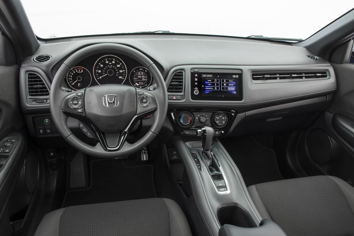2019 Honda HR V Sport 047
