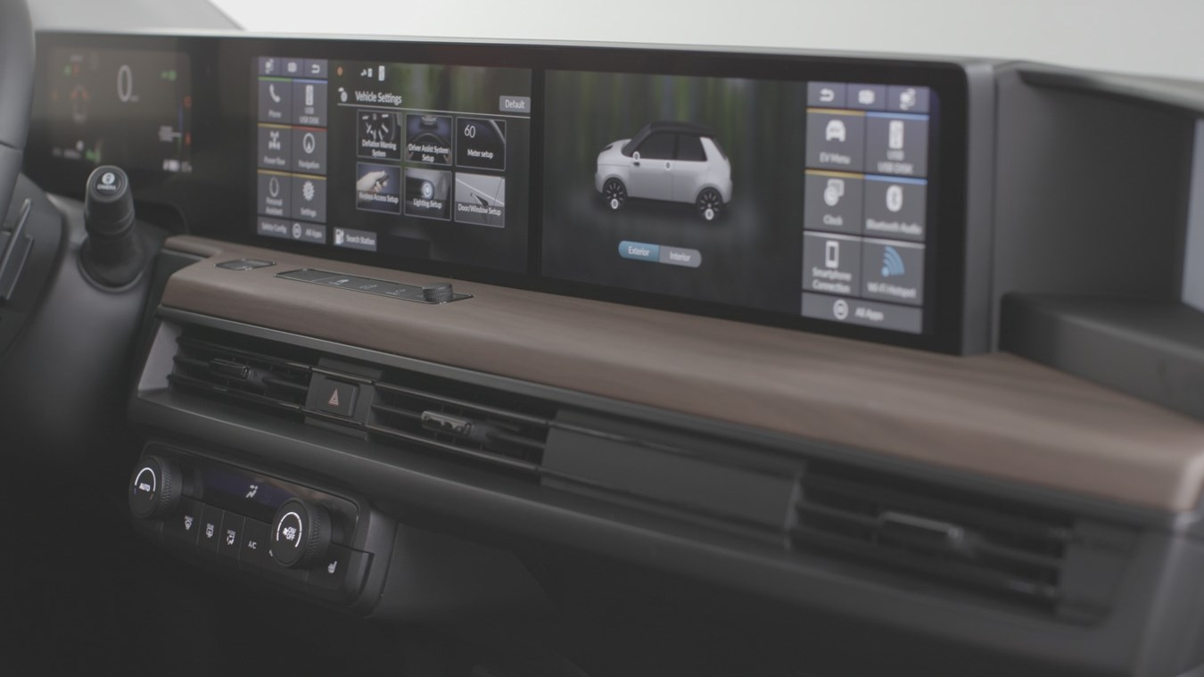 185989 HONDA E OFFERS ADVANCED CONNECTIVITY FOR MODERN LIFESTYLES