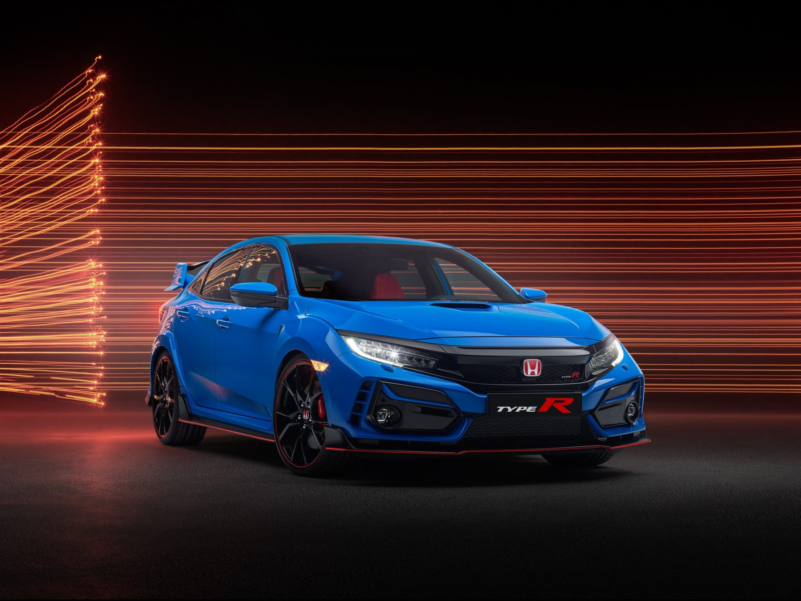 199431 HONDA TEASES UPDATED CIVIC TYPE R AT 2020 TOKYO AUTO SALON Scaled