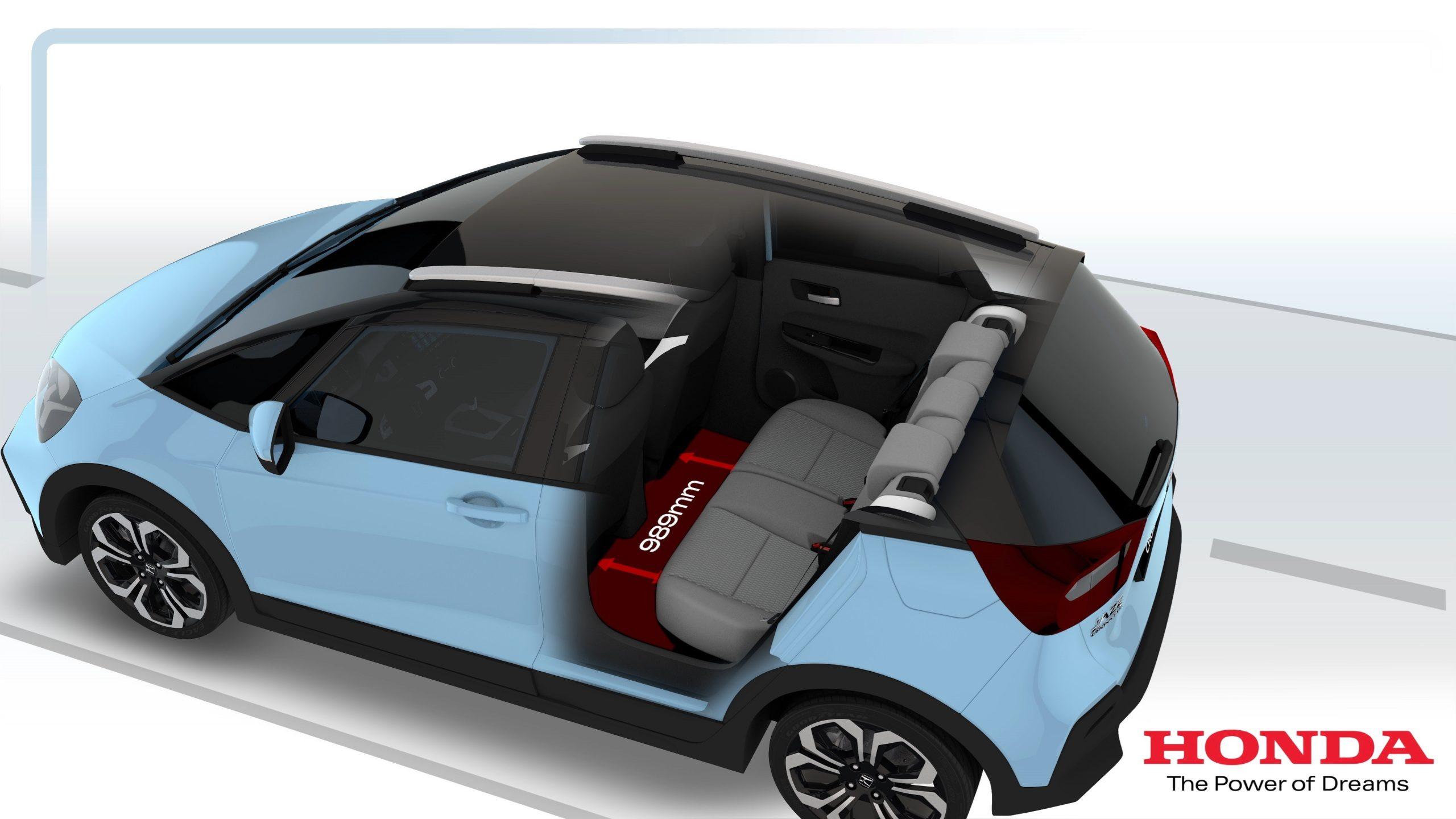 302802 2020 Honda Jazz E HEV Jazz Crosstar E HEV Scaled