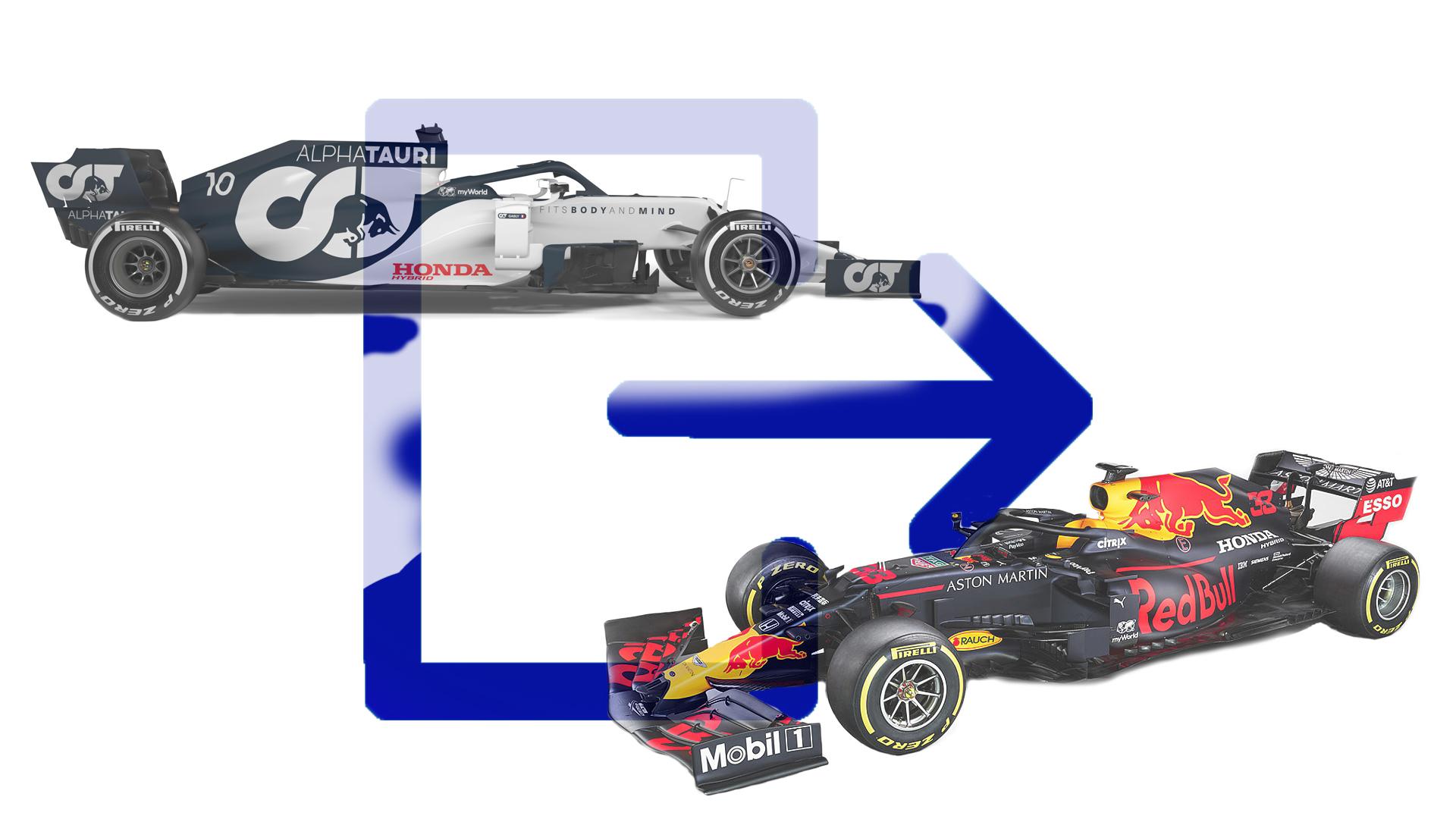 Honda Leave F1 Banner