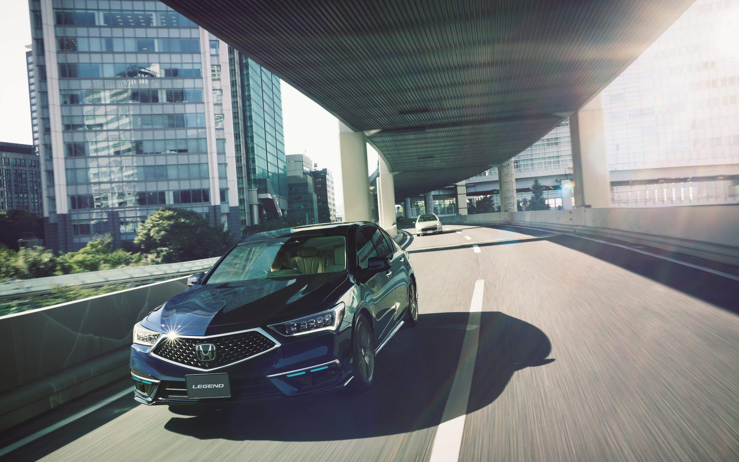 329461 Honda Launches Next Generation Honda SENSING Elite Safety System With Level Scaled