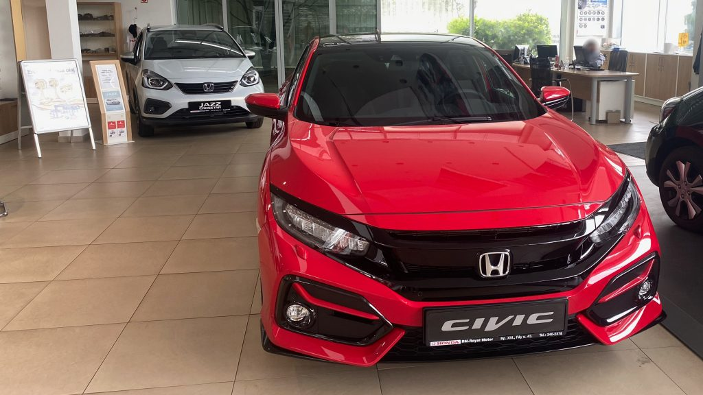 Honda Civic 1.5 Sport Plus 6MT pwp