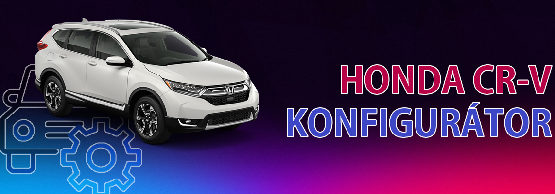 Honda CR V Konfig