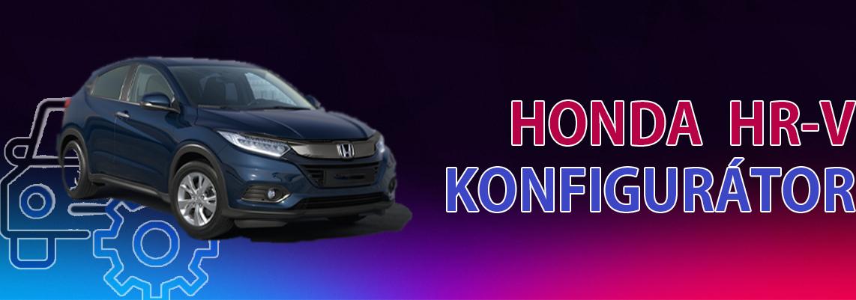 Honda HR V Konfig