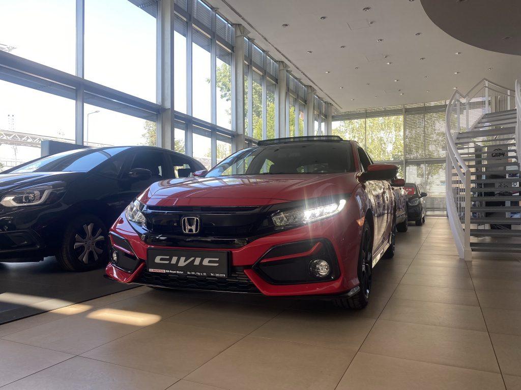 Honda Civic 1.5 Sport Plus 6MT pwp