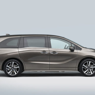 06 2018 Honda Odyssey 386x386
