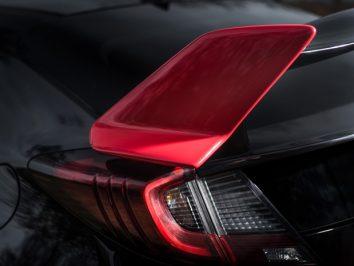 100998 Honda Civic Type R Black Edition 354x266