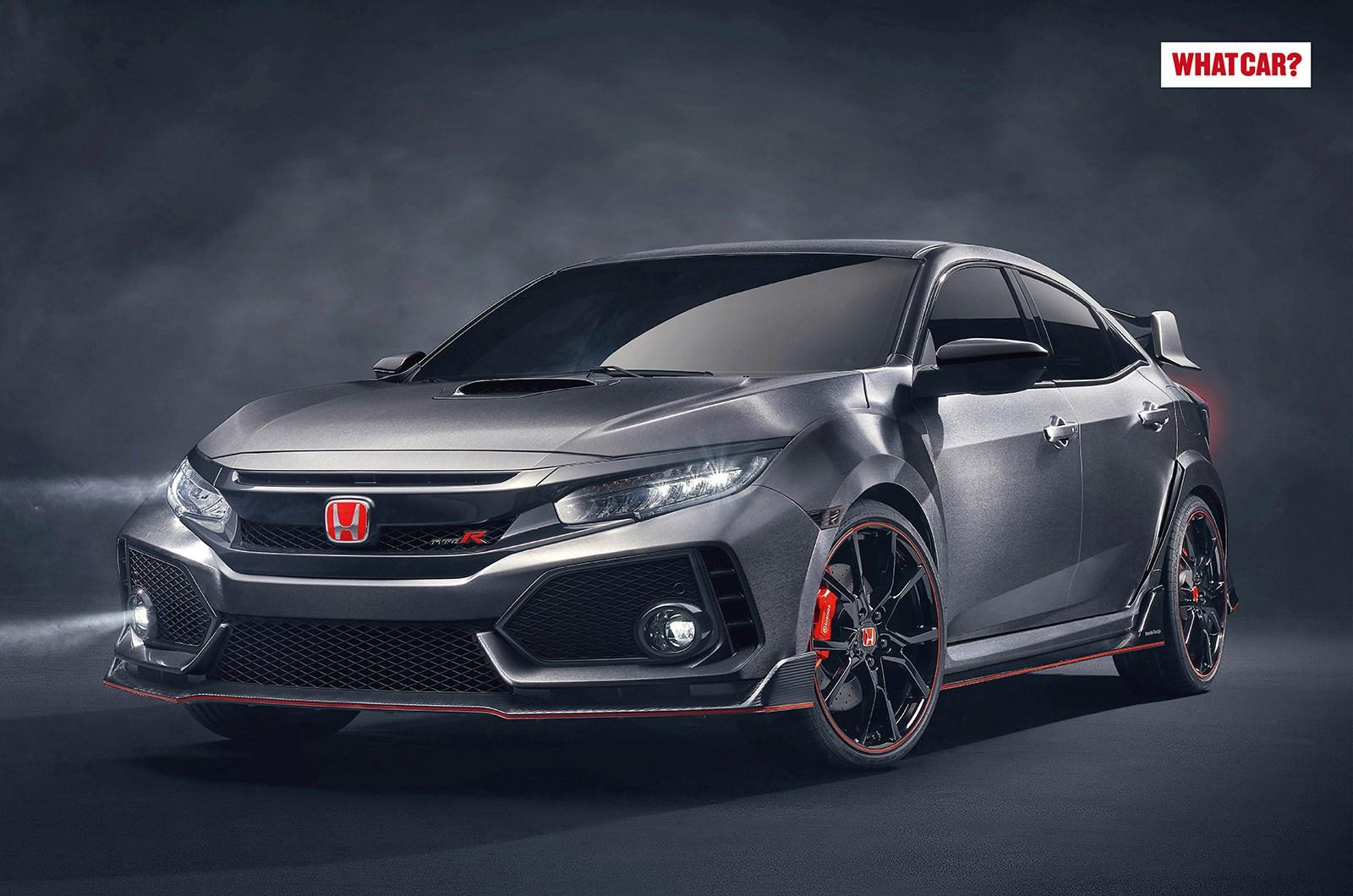 101141 Honda Civic Type R Wins What Car Reader Award
