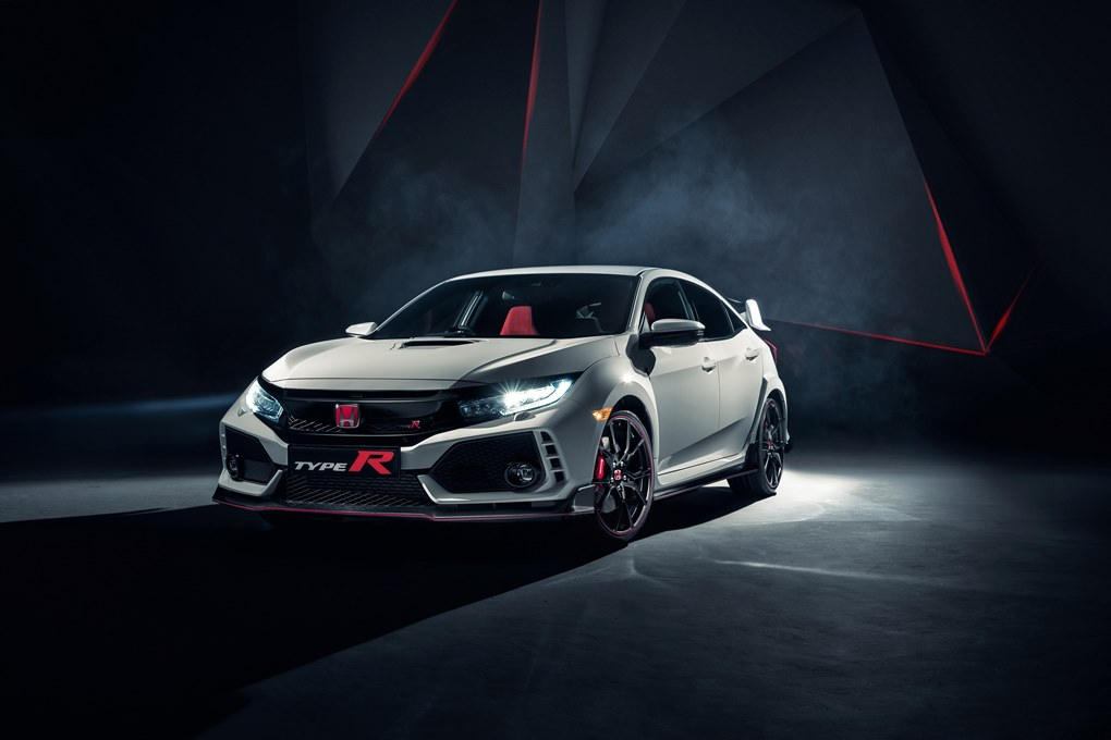 104496 All New Honda Civic Type R Races Into View At Geneva