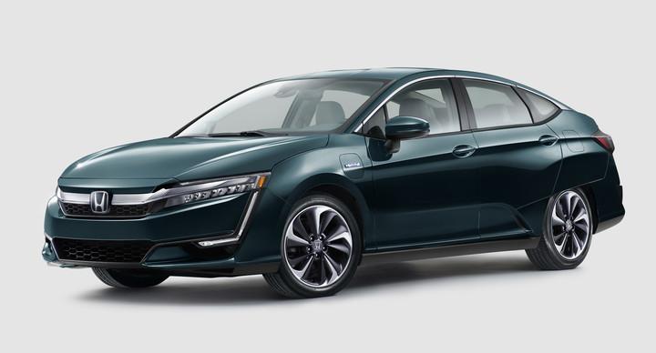 1 2018 Honda Clarity Plug In Hybrid