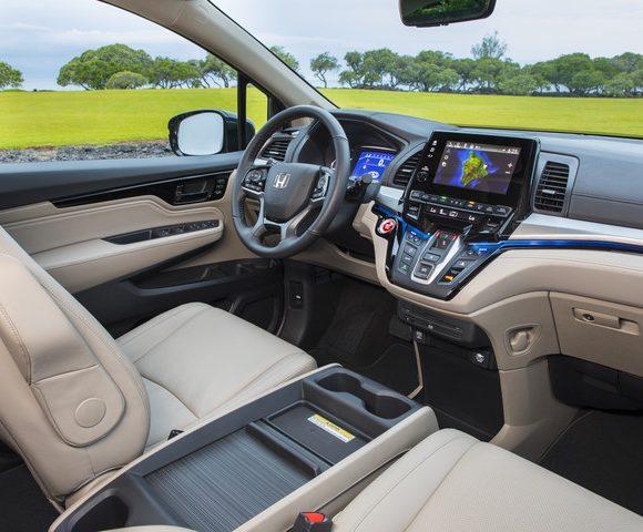 2018 Honda Odyssey 072 580x480