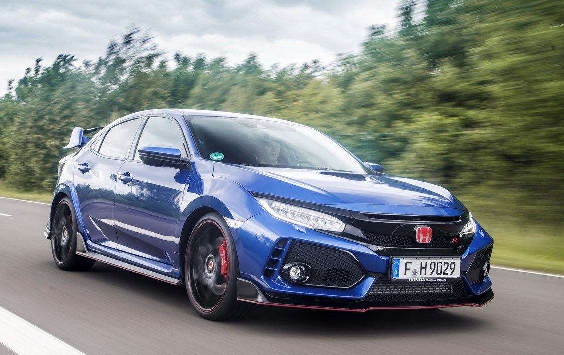 110237 Honda Civic Type R 17ym