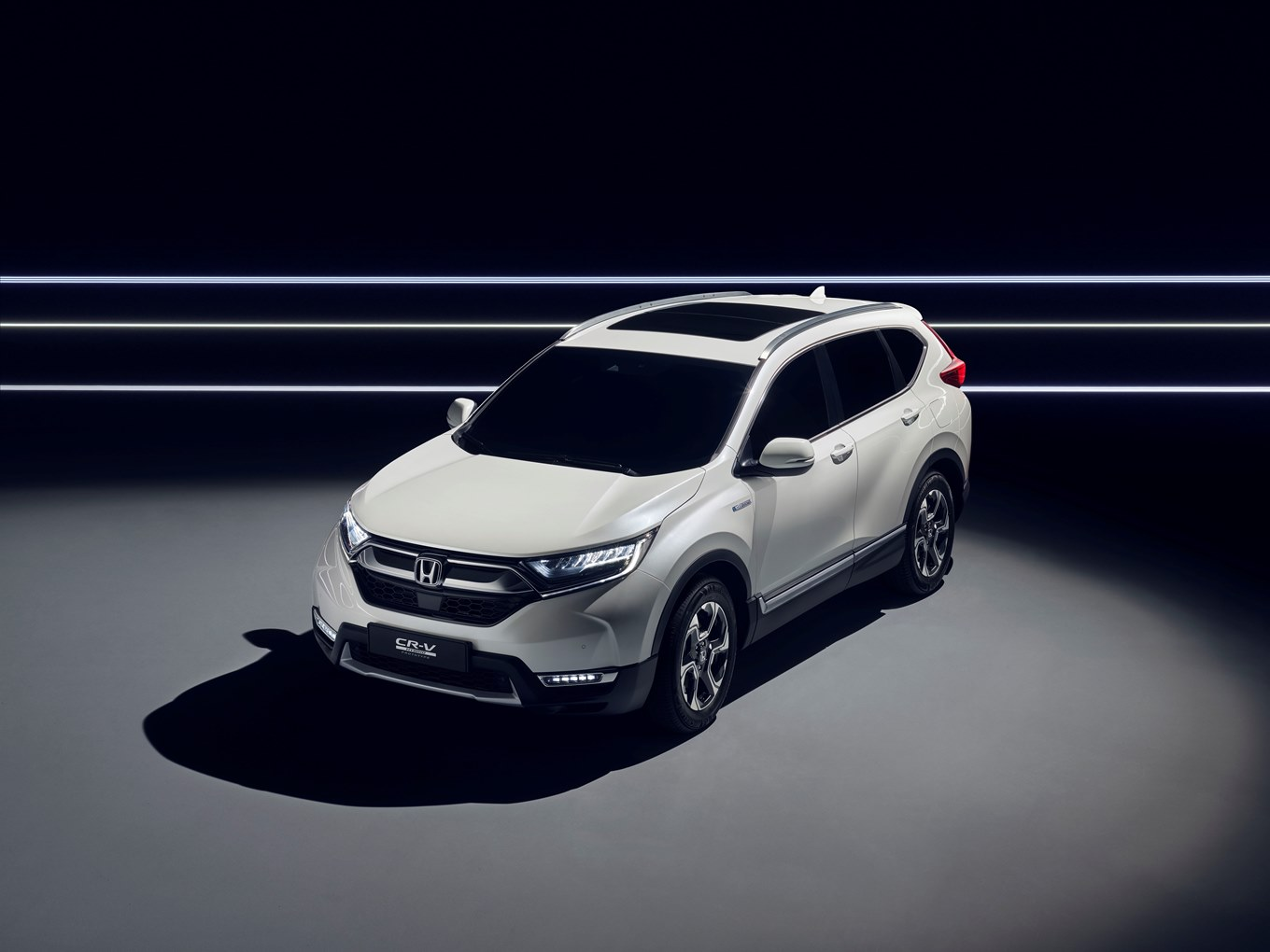 113237 Honda To Unveil CR V Hybrid Prototype At Frankfurt Motor Show