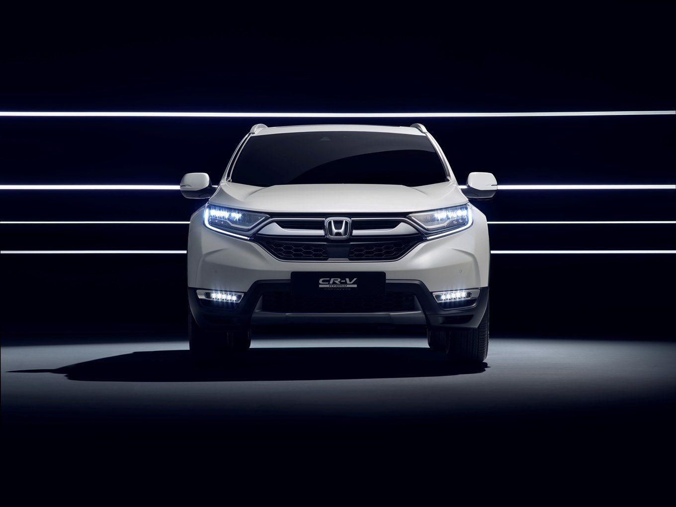 113238 Honda To Unveil CR V Hybrid Prototype At Frankfurt Motor Show