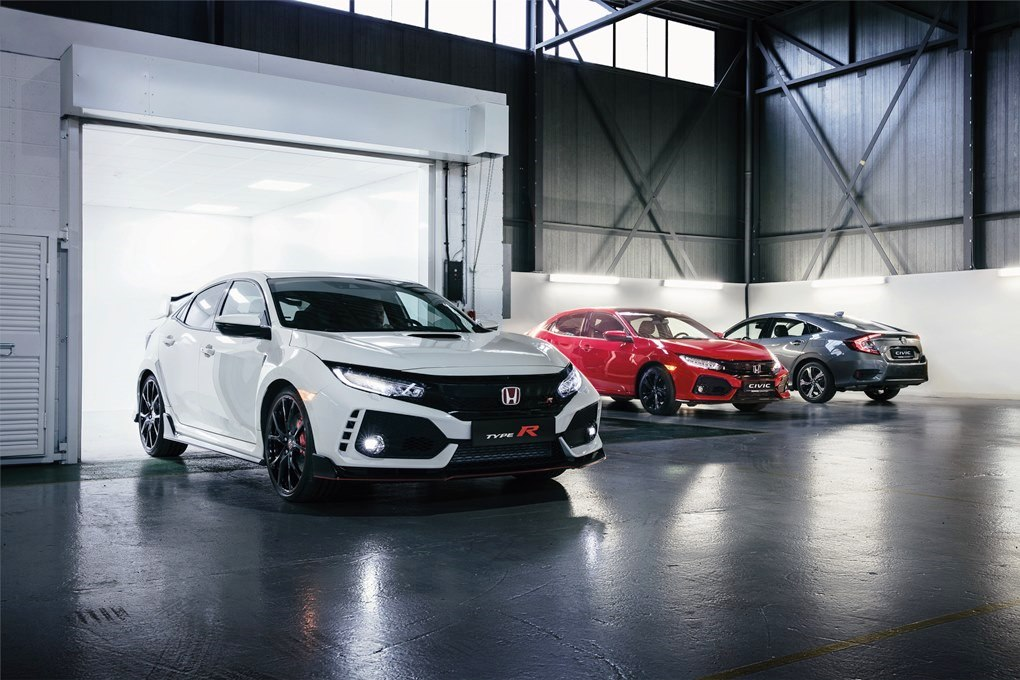 115096 Honda Civic Shortlisted For AUTOBEST 2018