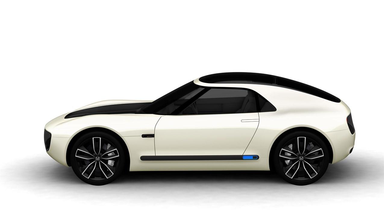 116667 Honda Sports EV Concept