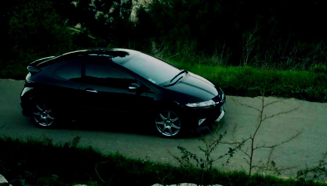 Civic Type R 2007 2