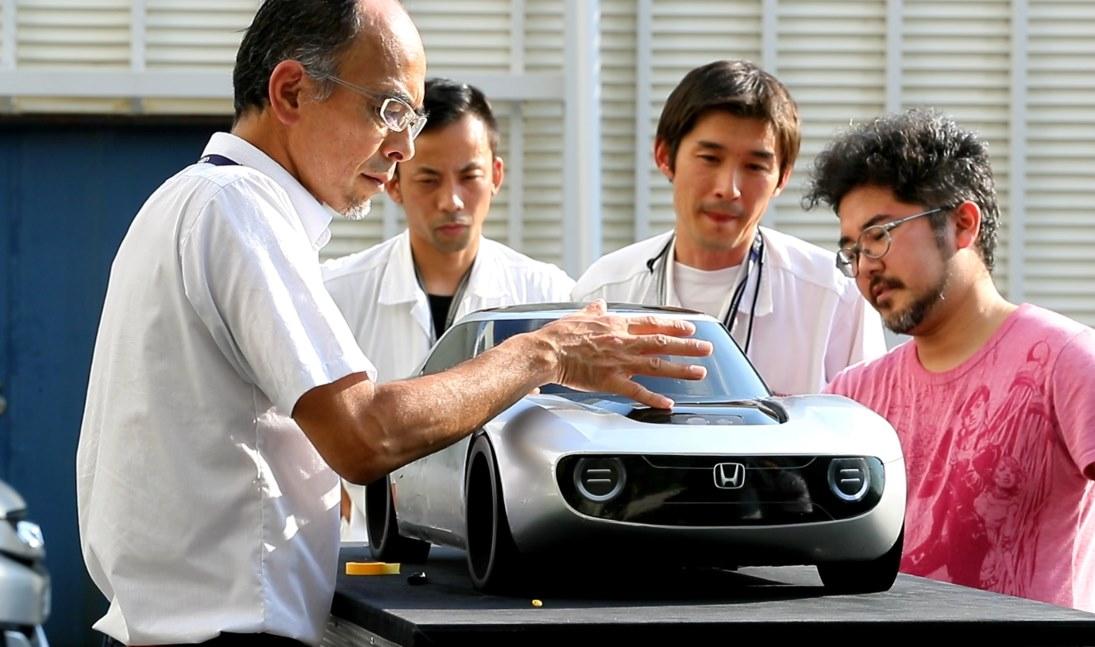 118190 Honda Sports EV Concept Design Story