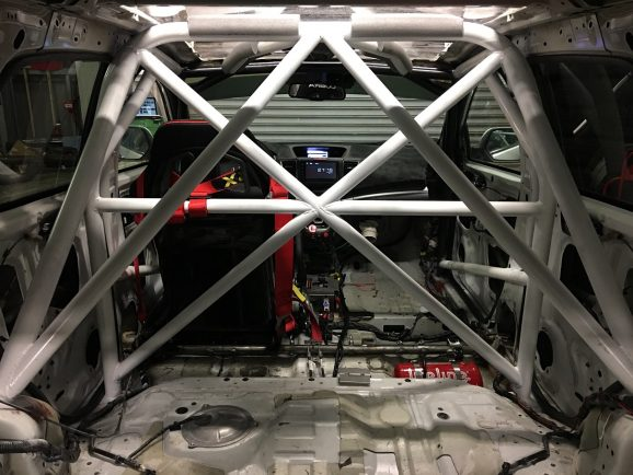 123601 Honda UK And Mission Motorsport Create First Ever CR V Diesel Race Car For 578x434
