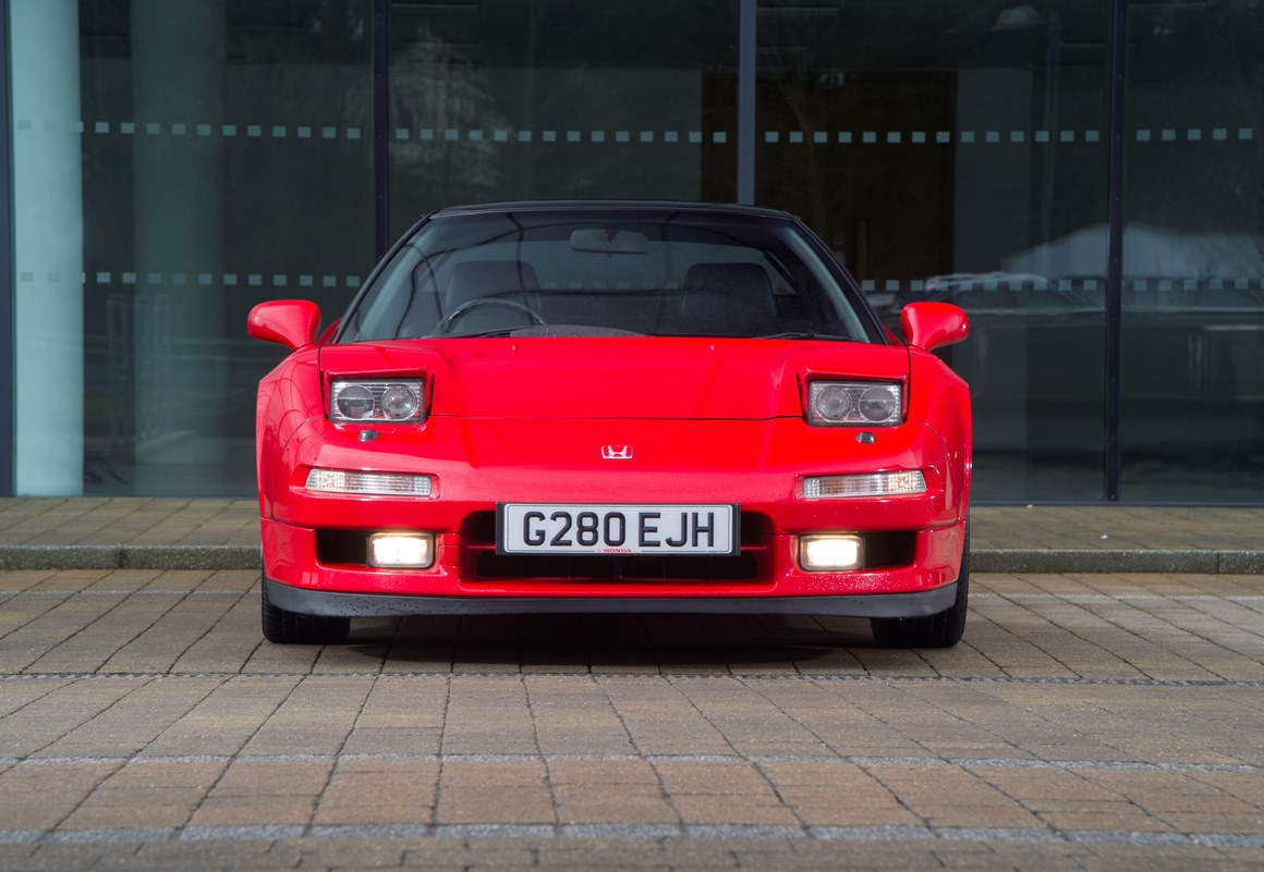 71211 First Generation Honda NSX